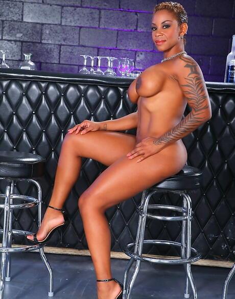 Hot Black Babe Porn