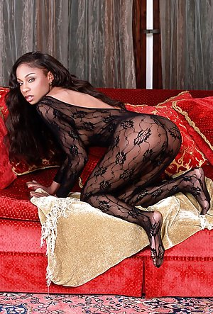 Black Women in Pantyhose Porn