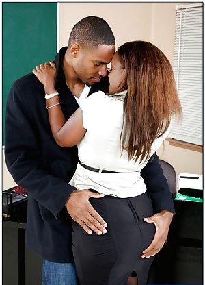 Black Teacher Porn Porn