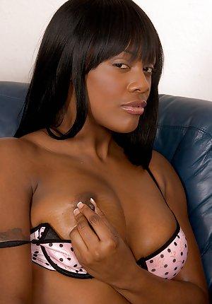 Black Big Nipples Porn