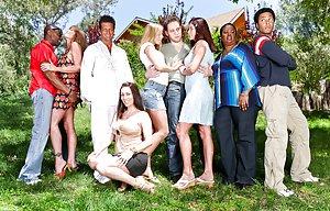 Black Group Sex Porn
