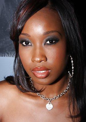 Sexy Black Face Porn