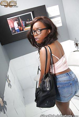 Black Women in Glasses Porn