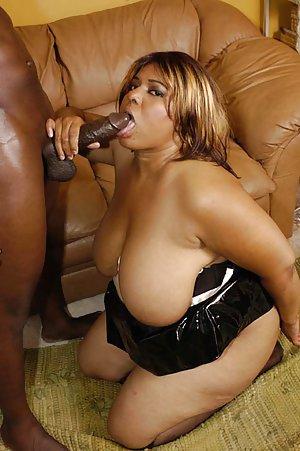 Black in Latex Porn